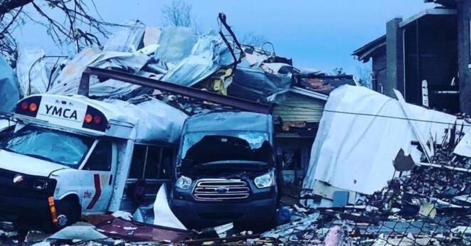 tornado w Nashville (1)
