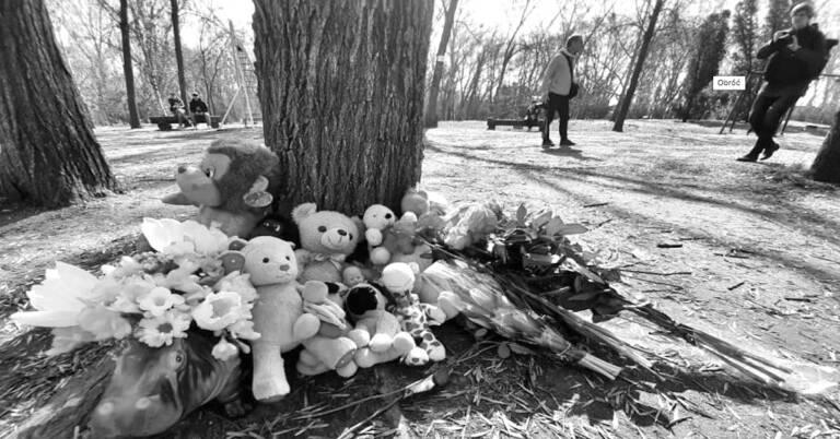 tragedia w parku na Ukrainie