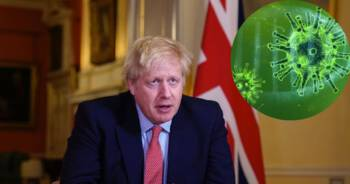 Premier Wielkiej Brytanii z koronawirusem