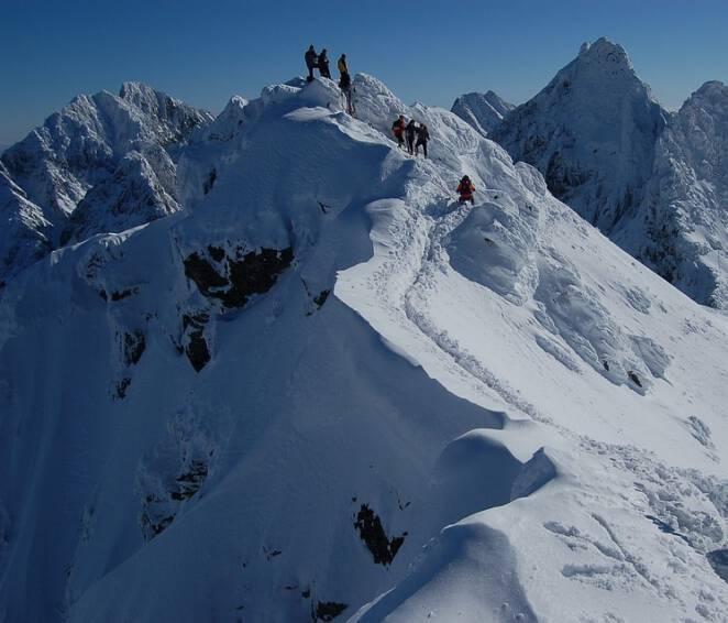 wypadki w Tatrach 2