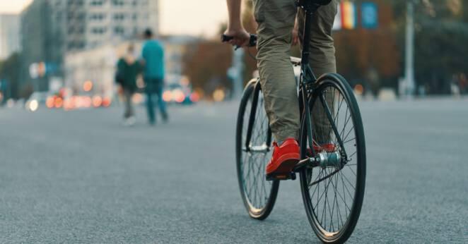 12 tysięcy kary dla rowerzysty
