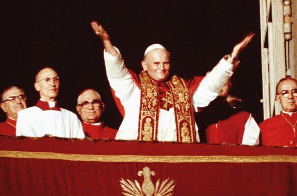 8 nieznanych faktów z życia papieża Polaka