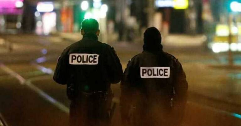 Atak nożownika we Francji