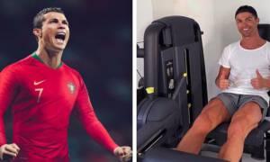 Cristiano Ronaldo rzucił wyzwanie internautom. Teraz masz szansę go pokonać!