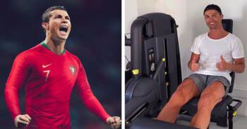 Cristiano Ronaldo rzucił wyzwanie