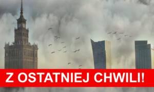 Dlaczego w Warszawie wyją syreny