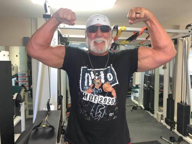 Hulk Hogan ma wiadomość od Boga