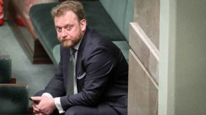 Jasnowidz Jackowski atakuje Szumowskiego