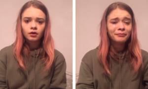 Julia Wróblewska zalana łzami na instagramie. Walczy problemami oraz depresją