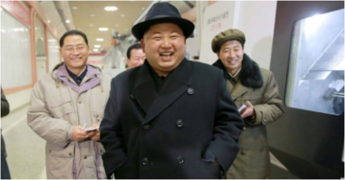 Kim Dzong Un nadal żyje