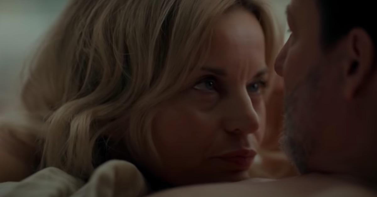 Małgorzata Foremniak o scenach erotycznych