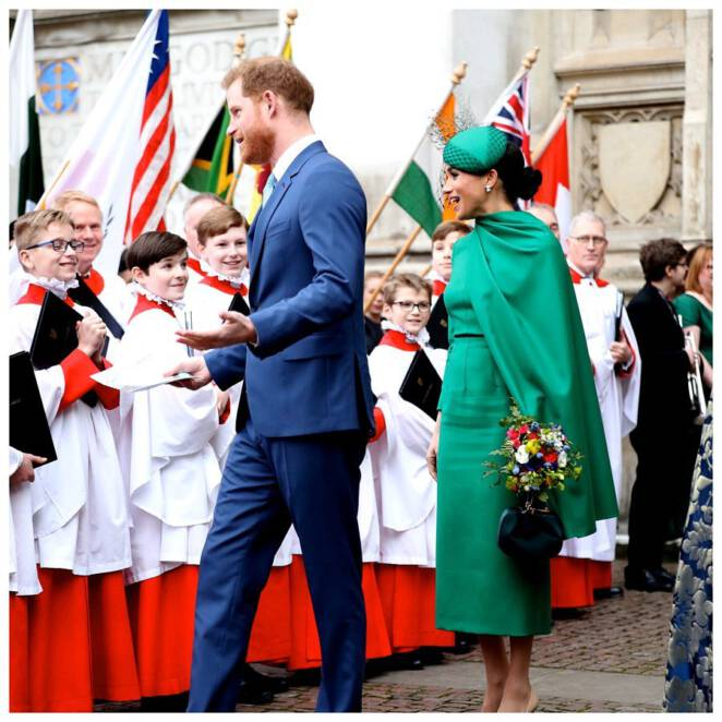 Meghan i Harry planują drugi ślub