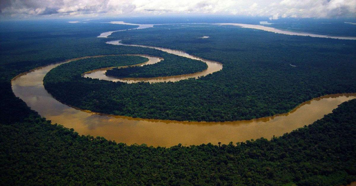 Najdłuższa rzeka świata 0