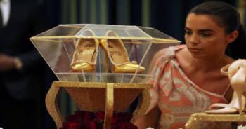 Najdroższe buty na świecie 0