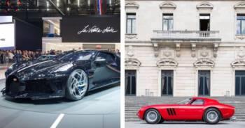 Najdroższy samochód w historii