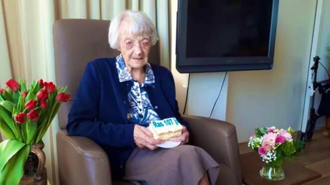 Najstarsza pacjentka która wygrała z koronawirusem