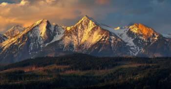 Najwyższa góra w Polsce