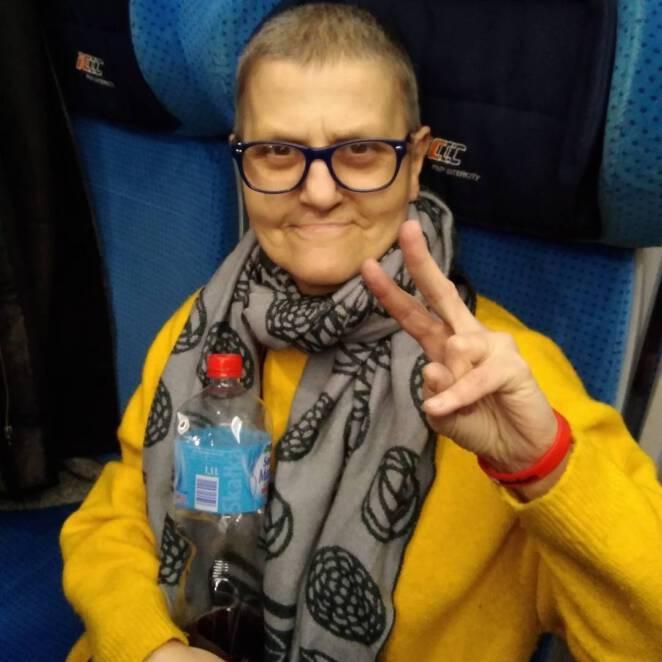 Barbara Rosiek nie żyje