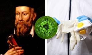 Nostradamus przewidział pandemię koronawirusa? Tak można interpretować jego wizje