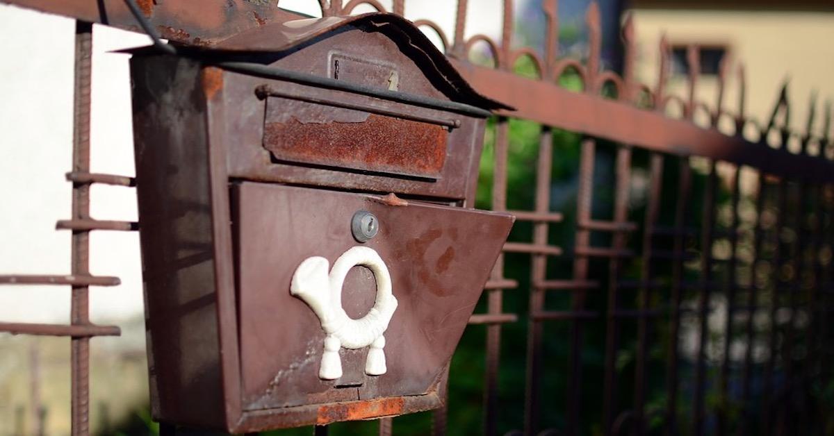Obowiązkowe skrzynki pocztowe