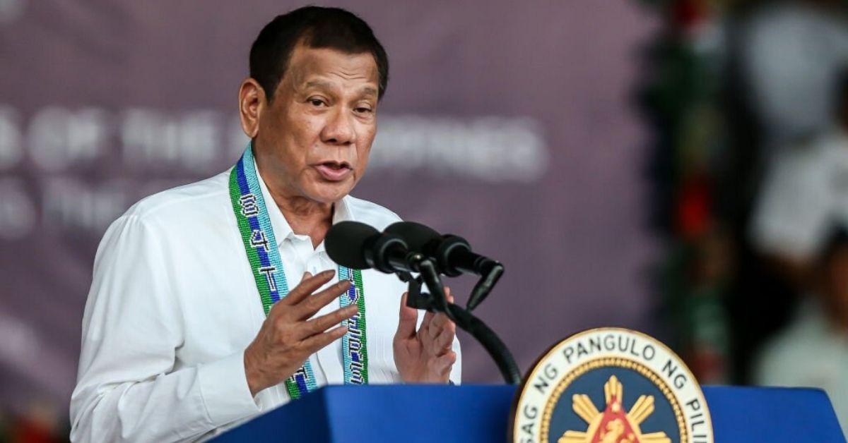 Pierwsza ofiara zarządzenia na Filipinach