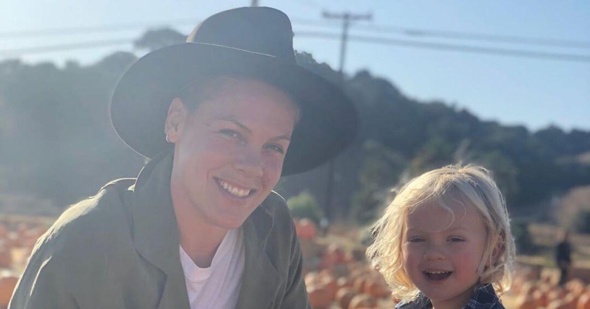 Pink i jej synek wyleczeni z koronawirusa