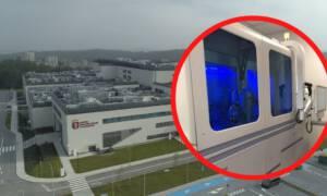 Polski szpital kupił najnowocześniejszy sprzęt do badań testów koronawirusowych