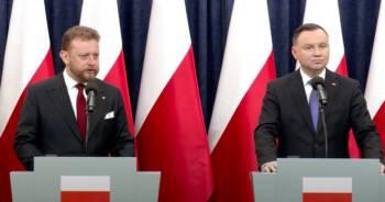 Szumowski o wyborach prezydenckich