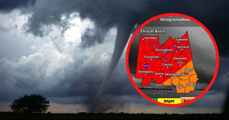 W USA nadciąga tornado