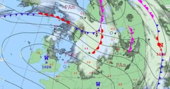 Warunki pogodowe w Polsce 15 kwietnia