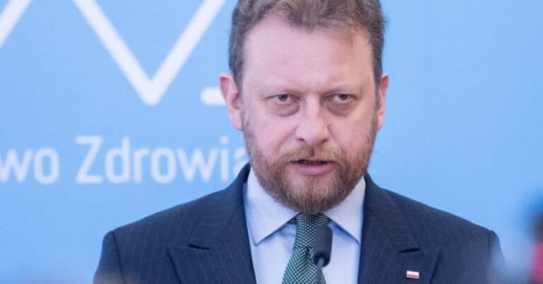Wyspany Łukasz Szumowski