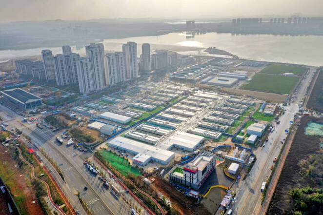 bilans ofiar epidemii w Wuhan 2
