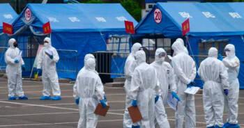 bilans ofiar epidemii w Wuhan