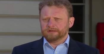 brat ministra Szumowskiego
