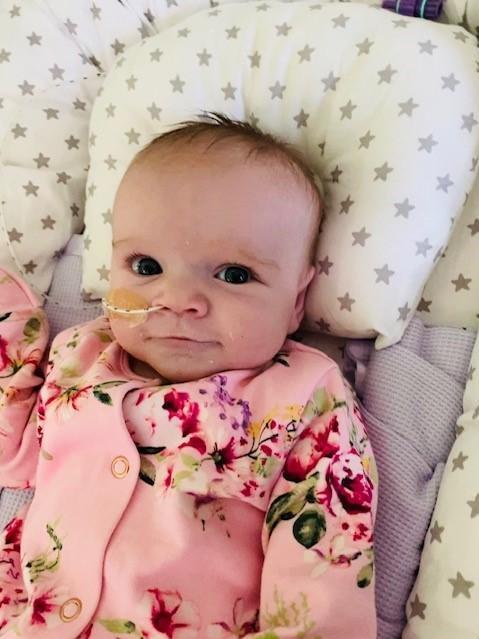 6-miesięczna dziewczynka pokonała koronawirusa