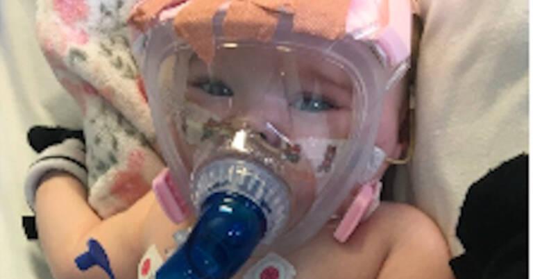 ciężko chore dziecko pokonało koronawirusa