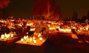 Czy można iść na cmentarz w czasie epidemii? Mamy odpowiedź policji