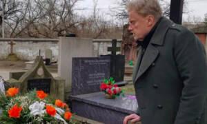 """Daniel Olbrychski pochował wnuka. """"We wtorek pożegnaliśmy Kubę"""""""