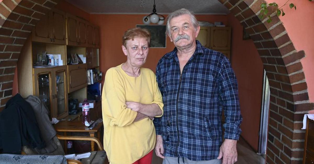 dziadkowie zaginionego Kacperka 2
