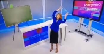 gimnastyka w szkole z TVP