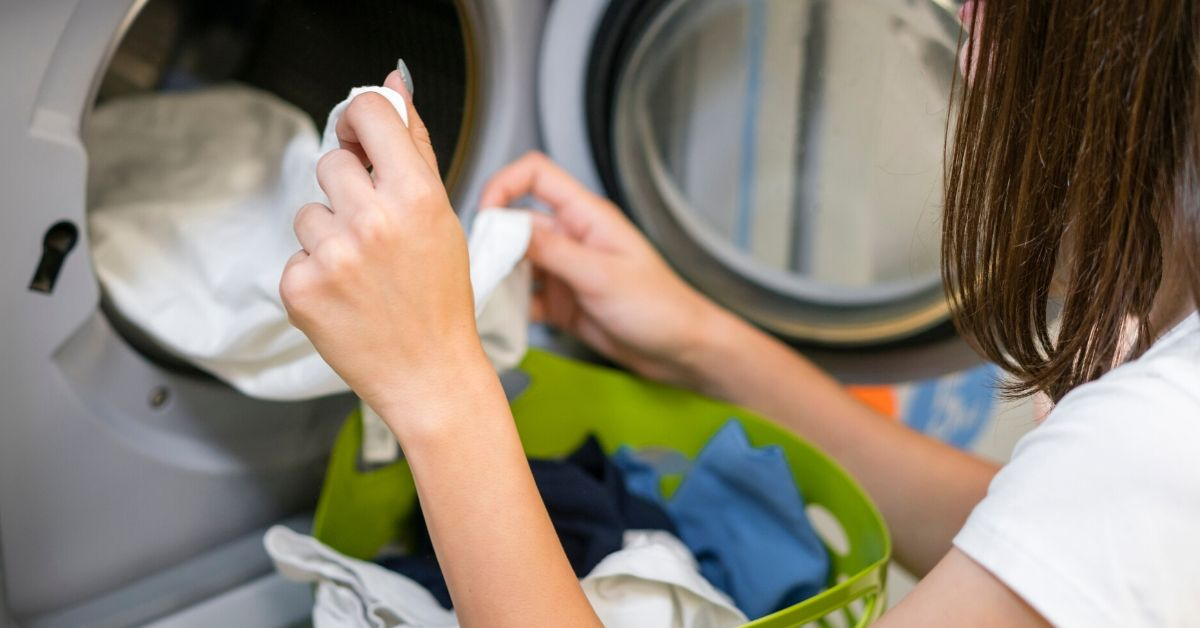 Jak dezynfekować ubrania