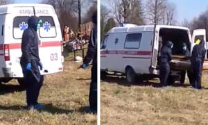 37-latka zmarła na koronawirusa tuż po porodzie. Ale to pogrzeb oburzył rodzinę