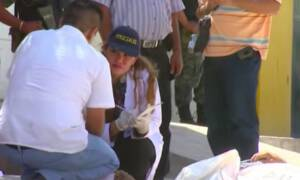 Strzelanina w Meksyku! W wyniku zamachu zginęło co najmniej 19 osób