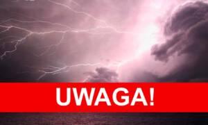 Prognoza pogody 25 maja. IMGW ostrzega przed gwałtownymi burzami