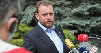Łukasz Szumowski usprawiedliwia premiera Morawieckiego