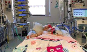 5-latka pokonała koronawirusa. Niedługo później zachorowała na cięższą chorobę