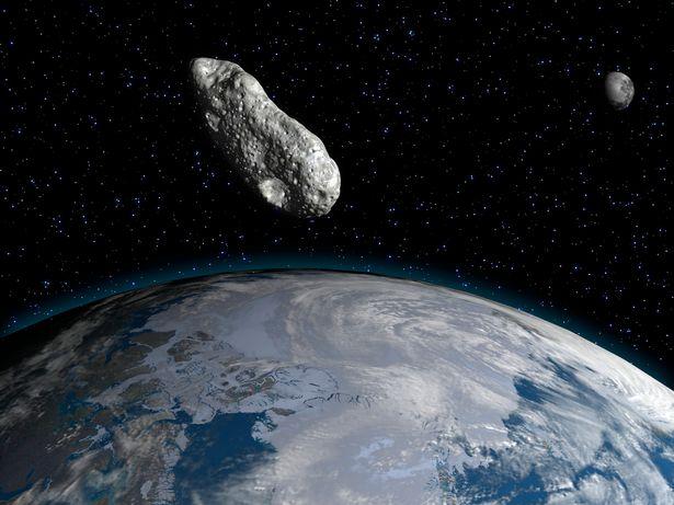 Asteroida wielkości Big Bena