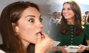 Dieta księżnej Kate. W czym tkwi sekret jej szczupłej sylwetki?
