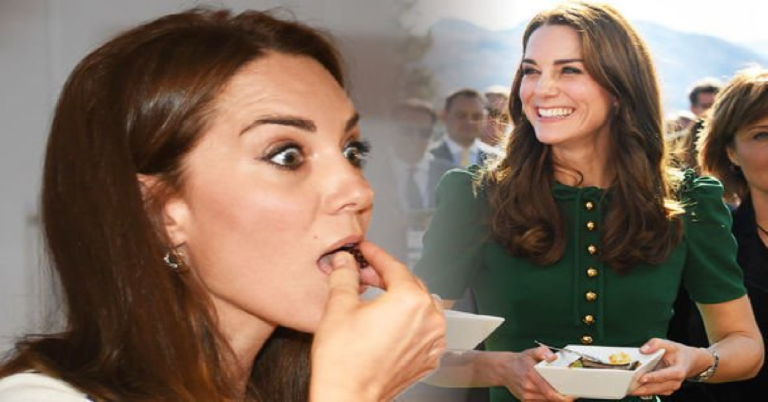 Dieta księżnej Kate 0