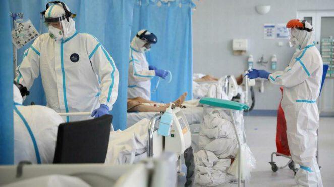 Raport Ministerstwa Zdrowia z 8 czerwca